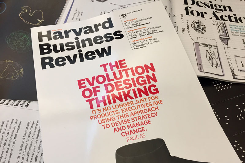 Harvard Business Review September 2015 issue