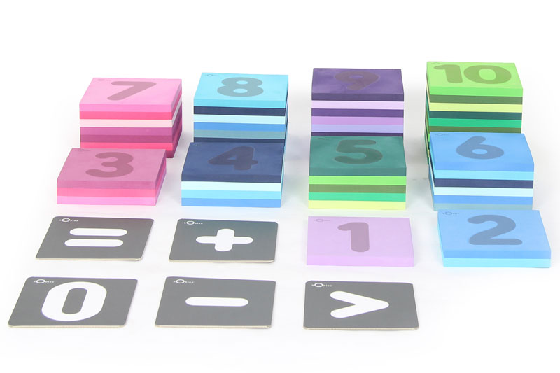 Numberblocks by bObles
